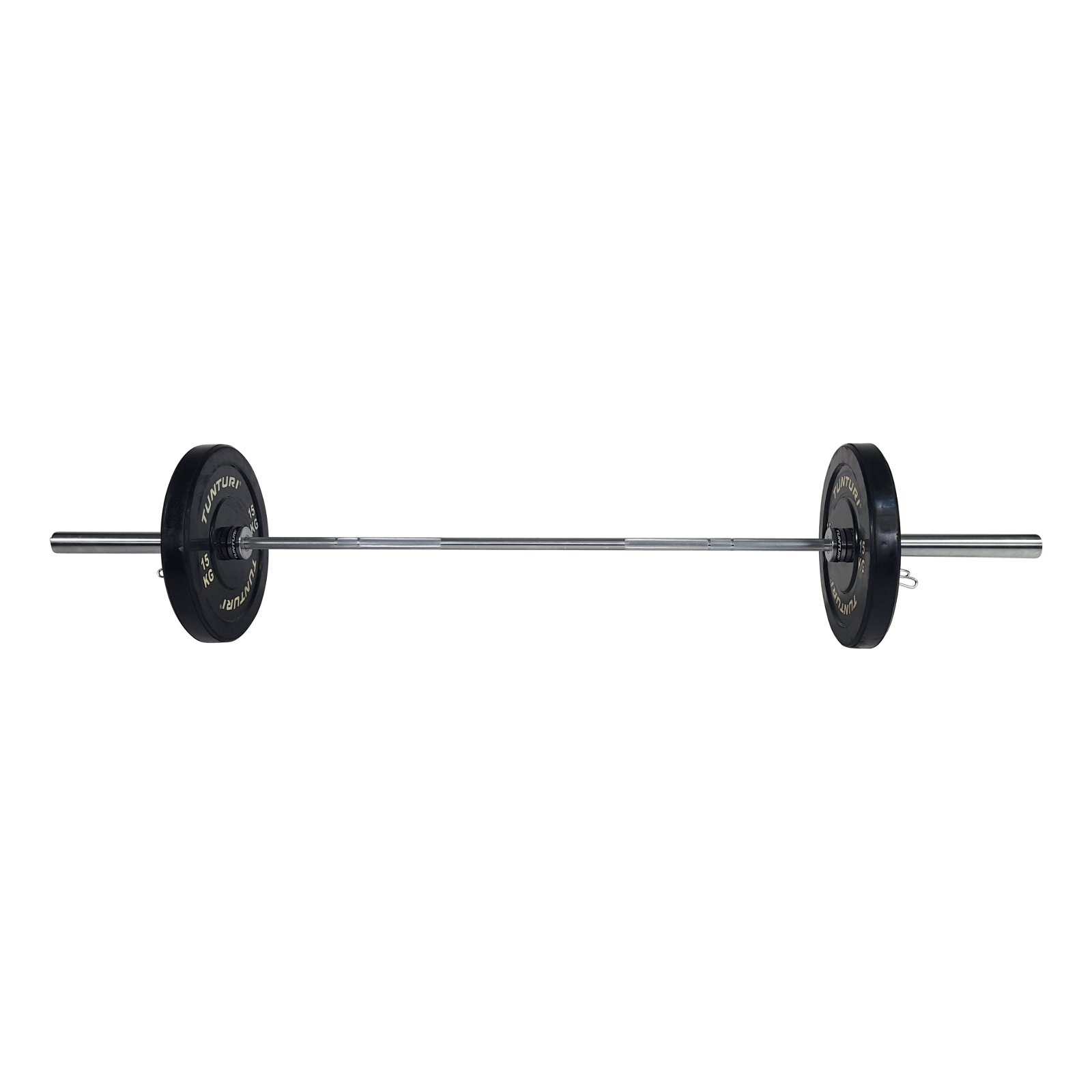 Tunturi Cross Fit Olympic Bar, 20kg, 220cm, 28mm handle